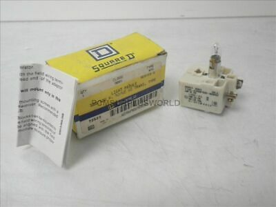 9001-KM1 9001KM1 Ser G Square D Light Module 120V No Lens 50/60Hz (New)