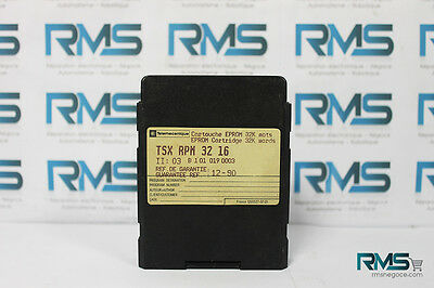 TSXRPM3216 - CARTOUCHE EPROM - TSXRPM3216 - TELEMECANIQUE - RPM3216 - RMS Negoce
