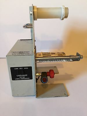 "Labelmate Usa Ld-100Rs Label Dispenser, 4.5"" Label Width, 8.6"" Roll Diameter"