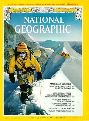 Job Lot of National Geographic Magazines from 1977-2009 (see description)