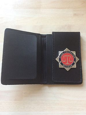 Close Protection Identity Card Wallet / Warrant Card Wallet