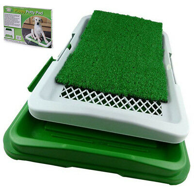 Lettiera Per Cuccioli Cani Cane Puppy Potty Pad Toilette Wc Dog 3 Strati Livelli