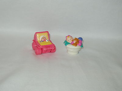 Fisher Price Little People BABY lot
