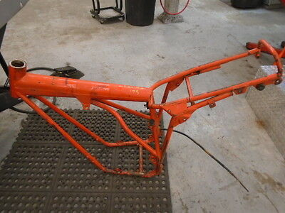 1980 Can-Am 175 Frame