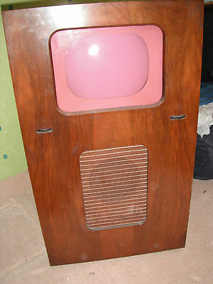 PYE 9 INCH  LV30C TELEVISION 1940s EXCELLENT RESTORED CONDITION