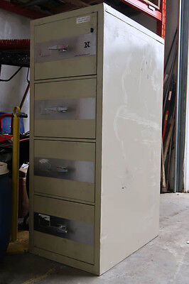 4 Drawer Fireproof Filing Cabinets