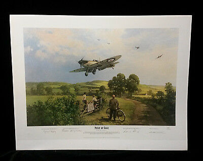 Piece of Cake  by Michael Turner, Limited Edition, Signed Print