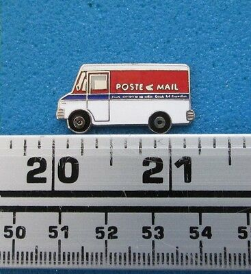 Postes Canada Post Mail Truck Van Car Poste Pin # 18-5-2