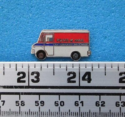 Postes Canada Post Mail Truck Van Car Poste Pin # 18-5-3