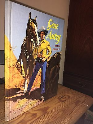 Gene Autry Western Stories Annual Number 4