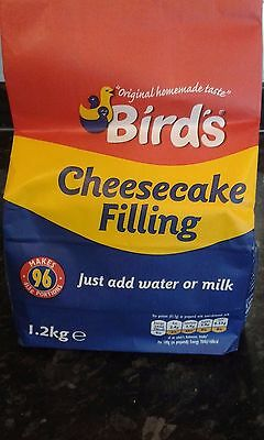Birds Cheesecake Filling Mix 1.2Kg