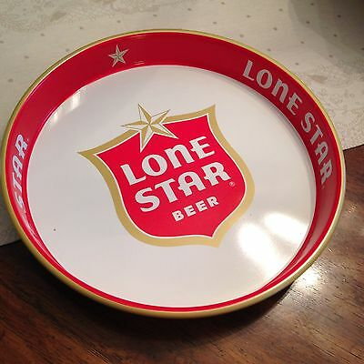 Lone Star Beer tray