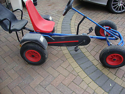 Berg Original Go Kart plus additional seat  COLLECTION ONLY FROM MELTON M OWBRAY