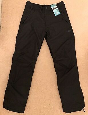Animal Ski/snowboarding Trousers Black In A Size Small Brand New With Tags