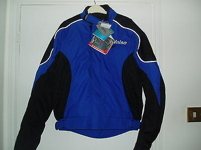 Weise Waterproof  Motorcycle Jacket Size S New
