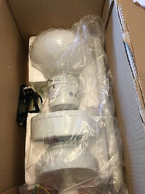 """Vegas 42"""" Westinghouse Ceiling Fan and Light in White"""