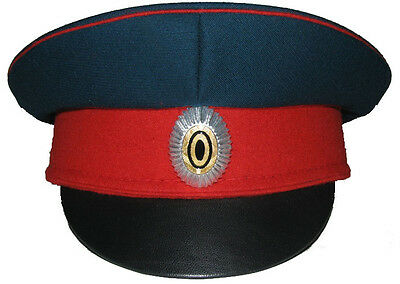 Officer Service Cap Russian Imperial Army WW1 Handmade Replica