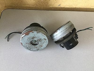 """Pair Windsor Wave Commercial 28"""" Wide Area Vacuum Cleaner REPLACEMENT MOTOR"""