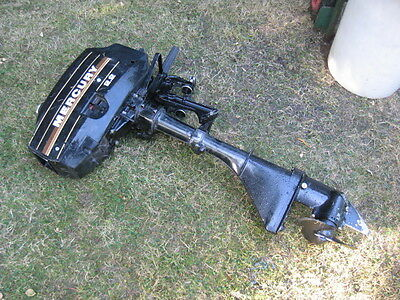 Mercury 2.2 Hp Outboard Engine Outboard Motor