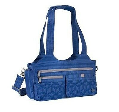 Lug Women's Streetcar Short Travel Tote Midnight Blue One Size