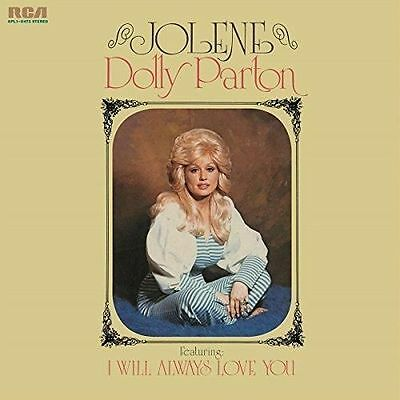 Dolly Parton - Jolene 180g vinyl LP NEW/SEALED