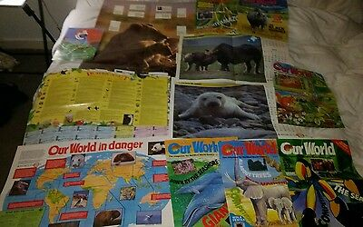 natwest piggy bank world savers full collection of magazines and posters