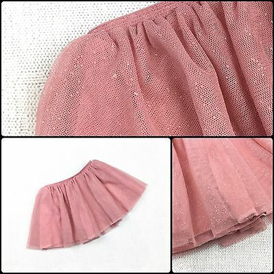 ZARA Baby Girls Sparkly Tutu Skirt 12-18 M 1-1.5 Y