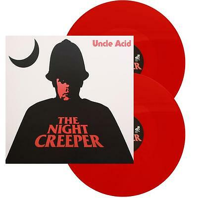 Uncle Acid - Night Creeper 2 x 180g RED COLOURED vinyl LP NEW/SEALED