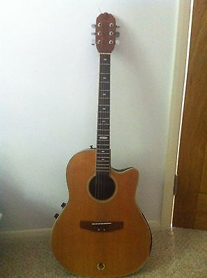 Kaman APPLAUSE Acoustic Electric 6-String Guitar Model AE-38