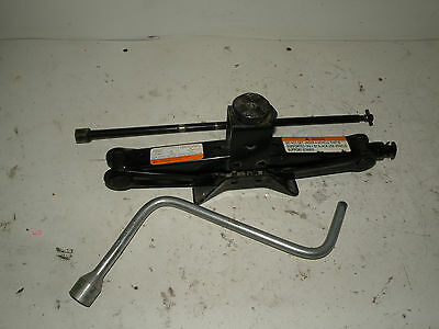 Ssangyong Actyon Sports 2008 Emergency Tool Kit Jack Wrench
