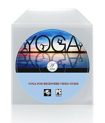 Yoga for Beginners - Weight Loss Stress Relief & Relaxation Exercise DVD