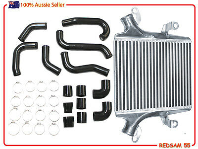 PERFORMANCE Pack Big Intercooler & Piping KIT Suit FG TURBO FALCON