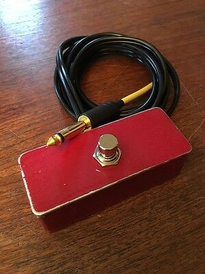 Tattoo Foot Switch, Machine, Clip Cord, Equipment, Custom, Pedal