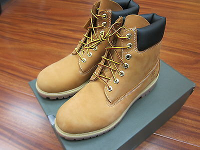 TIMBERLAND MEN S BOOT 6 Inch Premium 10061 Wheat Nubuck -  152.99 ... f95d6825516a4