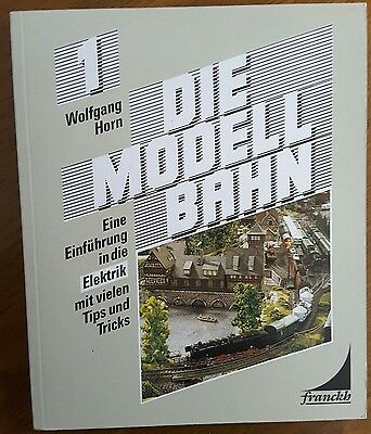 Introduction to model railroad electric