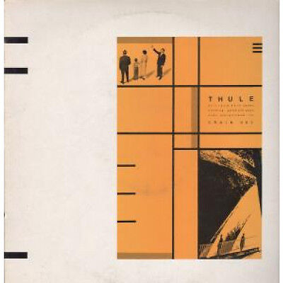 """THULE S/T 12"""" VINYL UK Private 1988 4 Track Featuring Dr Lloyd, Here Comes"""