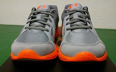 New Without Box Under Armour Boys Size 5Y Multi-Color UA BGS Pace RN Shoes