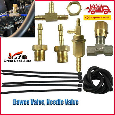 Dawes Valve,Needle Valve with EGR Block Plate For Nissan Patrol ZD30 Common Rail
