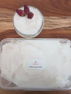 500g Coconut Wax - Candle and Body Care