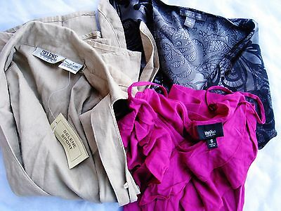 Lot of 3 blouses size S