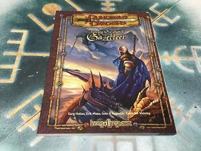 Living Greyhawk- Dungeons & Dragons D&D Book Wizards of the Coast