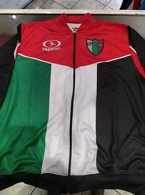 Palestino Chile Palestine Soccer Team Chile Player Jacket Very Rare Size Xl