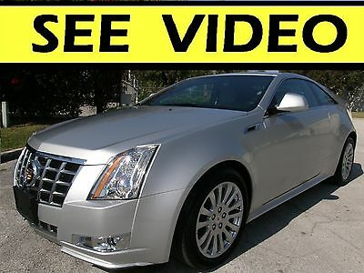 2013 Cadillac CTS Coupe 2013 Cadillac CTS V6 Coupe 3.6L Performance Collection, 20K miles, SEE VIDEO!!!