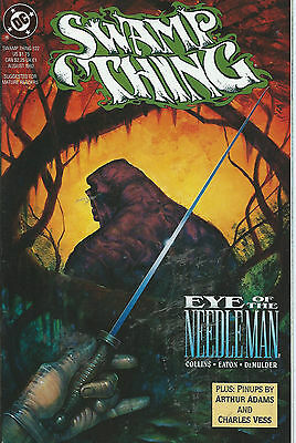 Swamp Thing #122 - August 1992