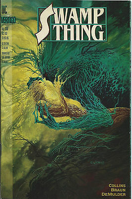 Swamp Thing #136 - October 1993