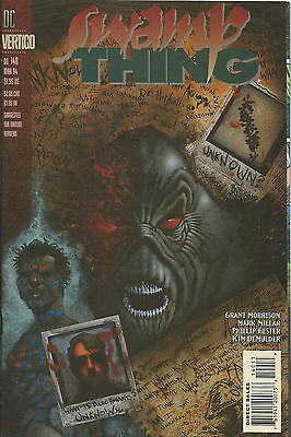 Swamp Thing #140 - March 1994