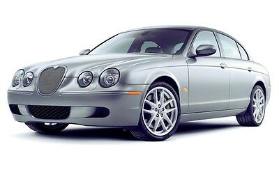 JAGUAR S TYPE WORKSHOP SERVICE REPAIR MANUAL - X200 2003 – 2008 On CD