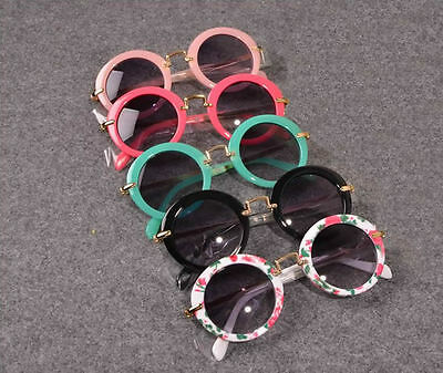 Children Kids Baby Girls Boy Travel Holiday Sports Goggle Sun Glasses Sunglasses