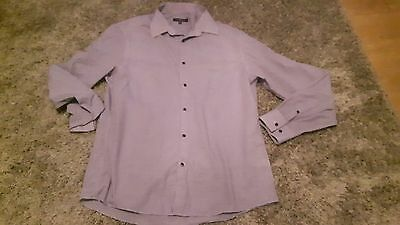 "Men's George formal long sleeve shirt 16.5"" /16 1/2"""