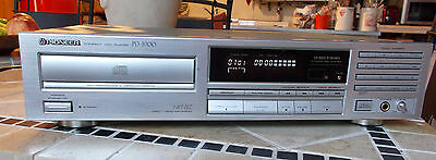 Lecteur CD Pioneer PD-5700-S (finition silver)